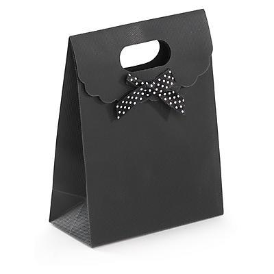Honeycomb plastic gift bags
