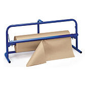 Horizontale papierafroller
