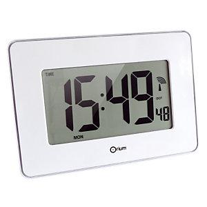 Horloge digitale radio-contrôlée sensitive  Orium