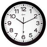 Horloge radio-controlée noire