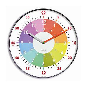Horloge silencieuse Practice diam 30 cm