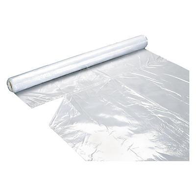 Housse plastique transparente pour meubles