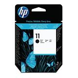 HP 11, C4810A, Cabezal de Impresión, Negro