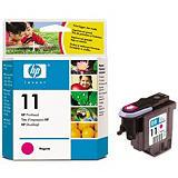 HP 11, C4812A, Cabezal de Impresión, Magenta