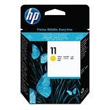 HP 11, C4813A, Cabezal de Impresión, Amarillo