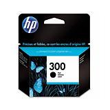 HP 300, CC640EE, Cartucho de Tinta, Negro
