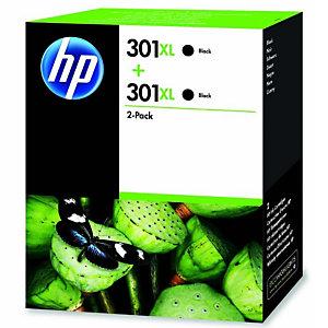 HP 301XL, D8J45AE, Cartucho de Tinta, Negro
