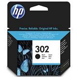 HP 302, CF6U66AE, Cartucho de Tinta, Negro, Paquete Unitario