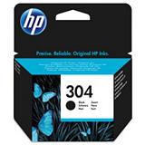 HP 304, N9K06AE, Cartucho de Tinta, Negro
