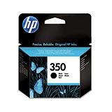 HP 350, CB335EE, Cartucho de Tinta, Negro