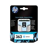 HP 363, C8774EE, Cartucho de Tinta, Cian Claro