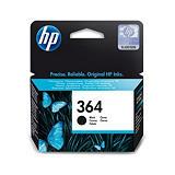HP 364, CB316EE, Cartucho de Tinta, Negro