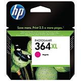 HP 364XL, CB324EE, Cartucho de Tinta, Magenta