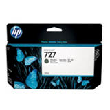 HP 727, B3P22A, Cartucho de Tinta, Negro