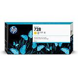 HP 728, Original, Encre à colorant, Jaune, HP, HP DesignJet T730 Printer, HP DesignJet T830 Multifunction Printer, Impression à jet d'encre F9K15A