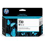 HP 730, Original, Encre à colorant, Gris, HP, HP DesignJet T1700 Printer series, Impression à jet d'encre P2V66A