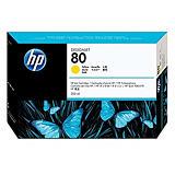 HP 80, C4848A, Cartucho de Tinta, Amarillo