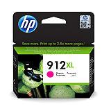 HP 912XL, 3YL82AE, Cartucho de Tinta, Magenta, Alta Capacidad