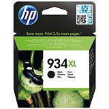 HP 934XL, C2P23AE, Cartucho de Tinta, Negro