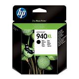 HP 940XL, C4906AE, Cartucho de Tinta, Negro
