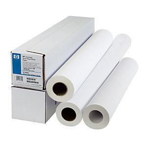 HP Carta per plotter fotografica universale lucida (rif. Q1426B) - 200 g/mq - Lunghezza 30,5 m - Larghezza rotolo 61 cm