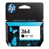 HP Cartuccia inkjet 364, CB316EE, Nero, Pacco singolo