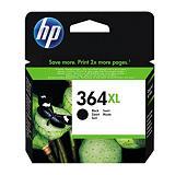 HP Cartuccia inkjet 364XL, CN684EE, Nero, Pacco singolo Alta Capacità