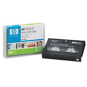 HP Cinta de Datos de 4 Mm DDS-2 120 m 8 Gb