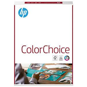 HP ColorChoice Carta per Stampanti Laser A4, 250 g/m², Bianco (confezione 250 fogli)