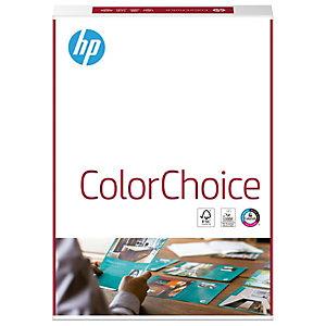 HP ColorChoice Papel para láser, A3, 160 g/m², blanco