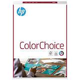 HP ColorChoice Papel para láser, A4, 250 g/m², blanco