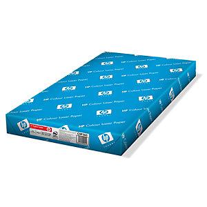 HP Colour Laser Papel para impresora láser, A3, 250 g/m², blanco