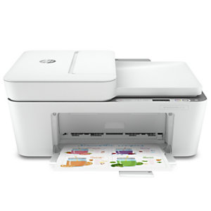 HP DeskJet Plus 4120, Impresora multifunción a color, Inalámbrica