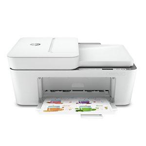 HP DeskJet Plus 4120 - Imprimante multifonction jet d'encre couleur tout-en-un - A4 - Blanc