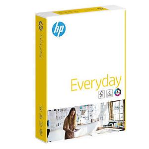 HP Everyday Carta multiuso A4 per Fax, Fotocopiatrici, Stampanti Laser e Inkjet, 75 g/m², Bianco