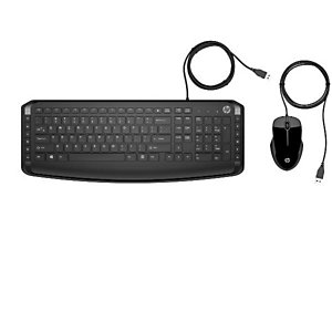 HP, Hp pavilion keyboard and mouse, 9DF28AA
