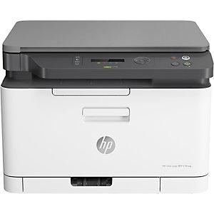 HP Impresora LaserJet Pro a color, Multifunción, M178nw, conexión Wi-Fi, A4 (210 x 297 mm)