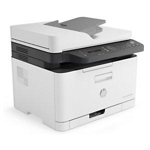 HP Impresora LaserJet Pro a color, Multifunción, M179fnw, conexión Wi-Fi, A4 (210 x 297 mm)