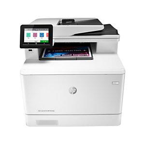 HP Impresora LaserJet Pro a color, Multifunción, M479dw, conexión Wi-Fi, A4 (210 x 297 mm)
