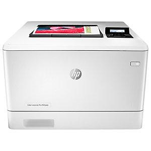 HP Impresora LaserJet Pro Monocromo a color, M454dn, A4 (210 x 297 mm)