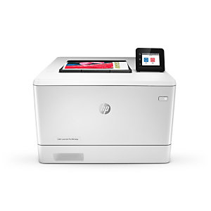 HP Impresora LaserJet Pro Monocromo a color, M454dw, conexión Wi-Fi, A4 (210 x 297 mm)