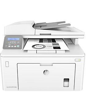 HP Impresora LaserJet Pro Multifunción, M148dw, conexión Wi-Fi, A4 (210 x 297 mm)