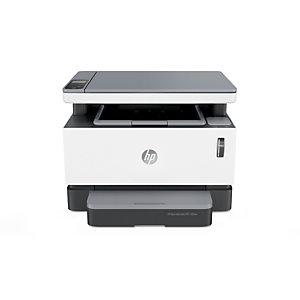 HP Impresora Neverstop Láser Multifunción Monocromo, 1202NW, Wi-Fi