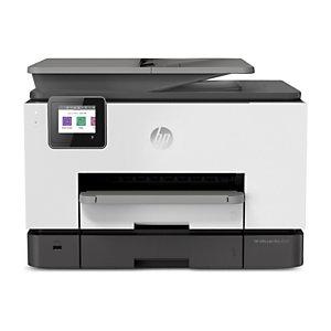 HP Impresora OfficeJet Pro 9020, Impresora multifunción a color, Inalámbrica, A4 (210 x 297 mm)