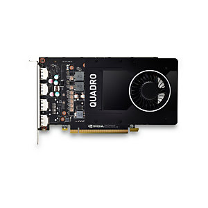 HP INC HP 6YT67AA, Quadro P2200, 5 GB, GDDR5X, 160 bit, 5120 x 2880 Pixeles, PCI Express x16 3.0