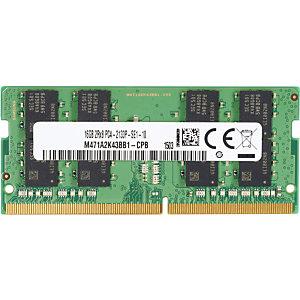 HP INC HP 8GB DDR4-2666 SODIMM, 8 GB, 1 x 8 GB, DDR4, 2666 MHz, 260-pin SO-DIMM 3TK88AA