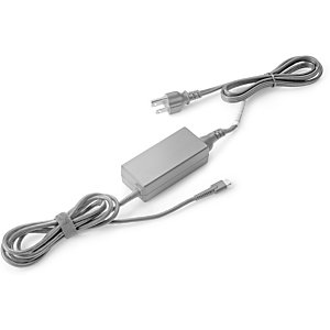 HP INC HP Adaptador de alimentación USB-C G2 de 45 W, Portátil, Interior, 45 W, Negro, 62 mm, 62 mm 1HE07AA