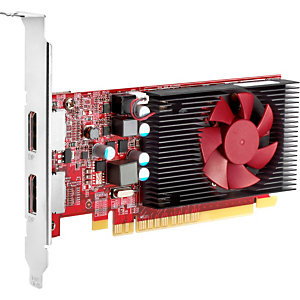 HP INC HP AMD Radeon R7 430 2GB DisplayPort VGA Card 5JW82AA