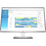 "HP INC HP EliteDisplay E273d, 68,6 cm (27""), 1920 x 1080 Pixeles, Full HD, LED, 5 ms, Negro, Plata 5WN63AA"