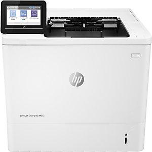 HP INC HP LaserJet Enterprise M612dn, Laser, 1200 x 1200 DPI, A4, 71 ppm, Impresión dúplex, Blanco 7PS86A